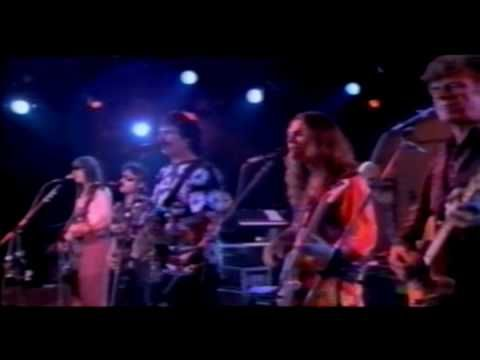 No Time (1992) Ringo Starr, Burton Cummings, Joe Walsh, Nils Lofgren, Timothy B. Schmidt and Todd Rundgren.
