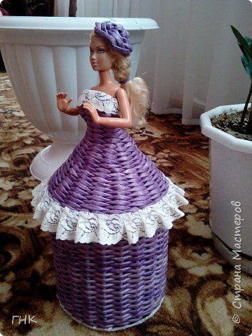 Как я плету куклу и подарки