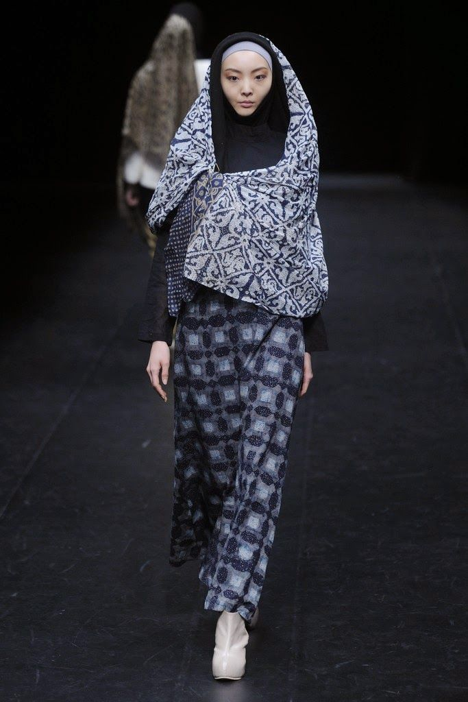 NurZahra RTW Fall 2014 collection at Tokyo Fashion Week ~ Her FASHION