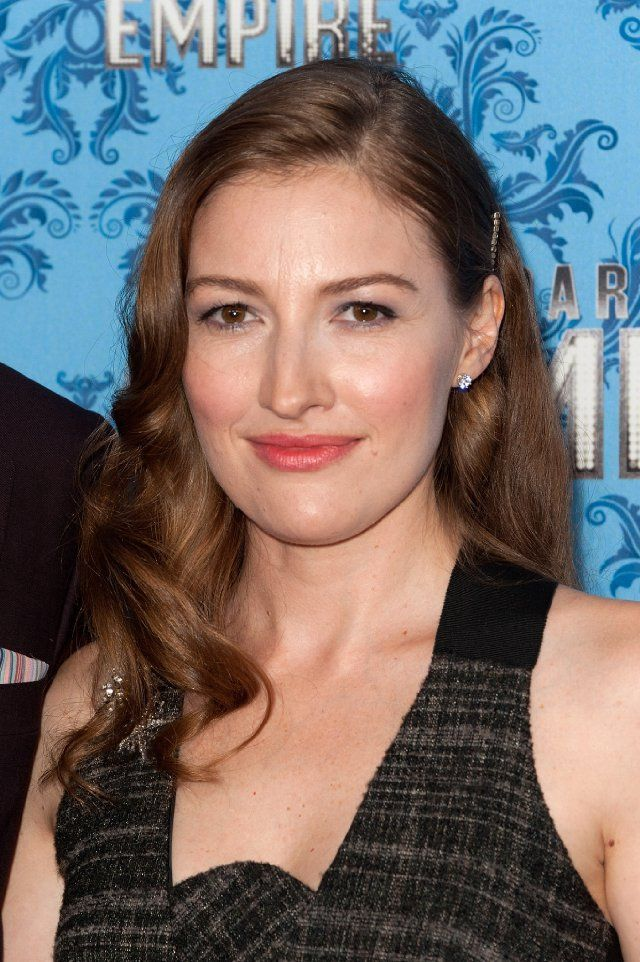 Kelly Macdonald, Scottish actress; saw her in one movie and she was just lovely!
