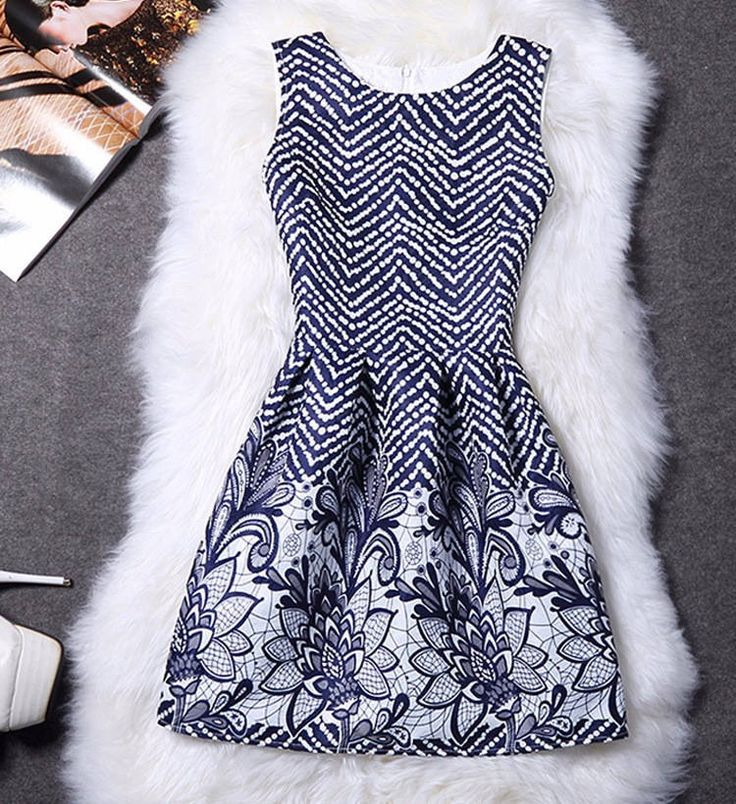 New Arrival Summer Dress Women Sundress Vintage Black Red Print Korean Designer Casual Cute Dress Ethnic Vestido De Festa