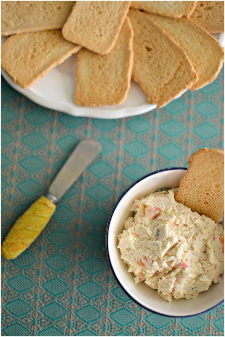 Sweet my Kitchen: Paté de delícias do mar e caril