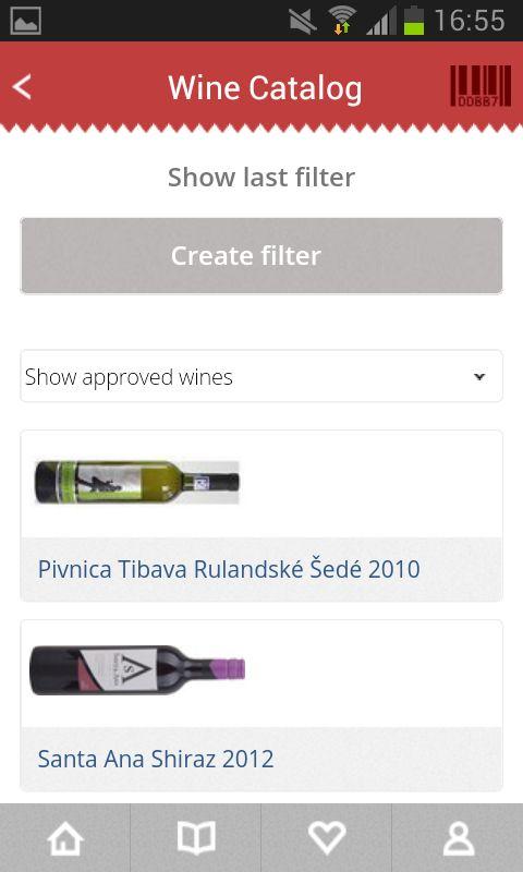 101CORKS wine catalog