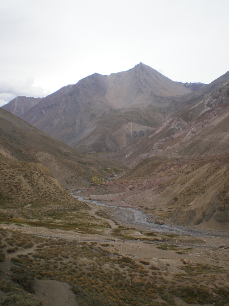 Cajón del Maipo Valley