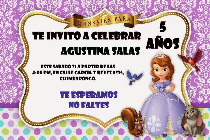 Invitaciones De Cumpleaños Personalizadas Para Imprimir 11  en HD Gratis