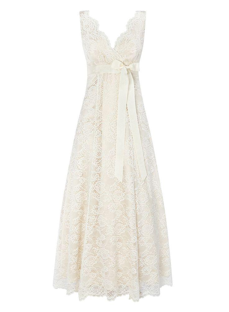 Sofia Long Wedding Dress - BHS