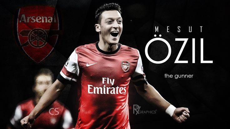 Mesut Ozil High Quality Wallpapers