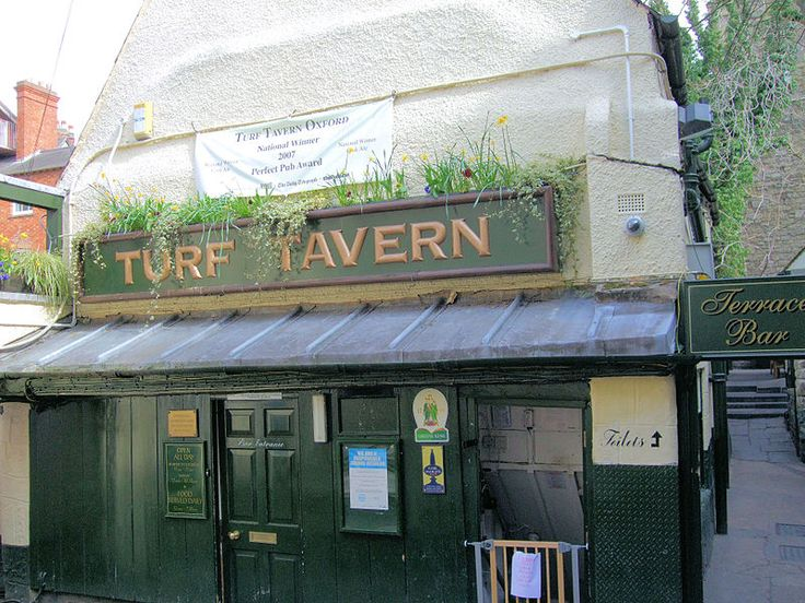 Turf Tavern is the oldest pub in Oxford, England. See more from our city guide http://travelbrochures.org/oxford-england-things-to-do/