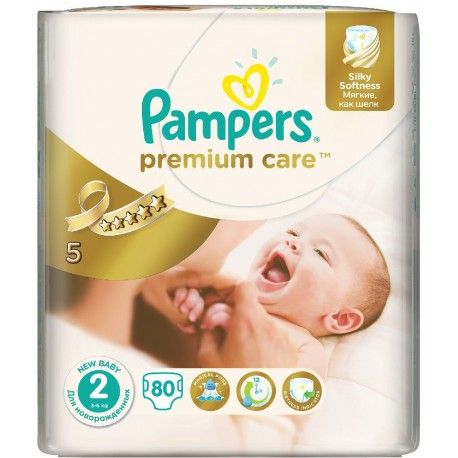 104,83=0,22/ couche. 480 Couches Pampers Premium Carem Taille 2. Lescouchespourbebe