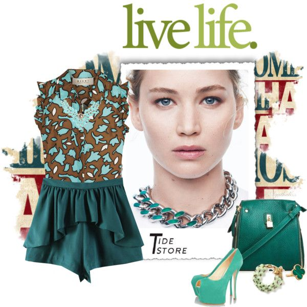 """""""Live Life"""" by agathalizz on Polyvore"""