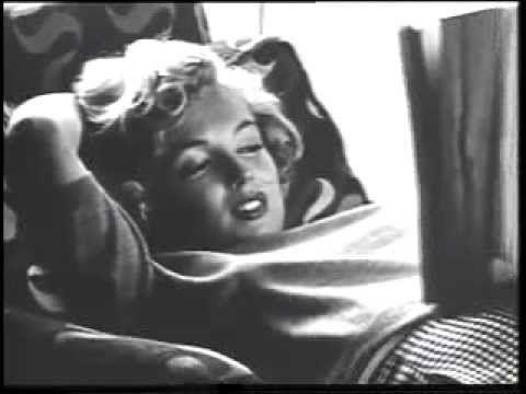 ▶ The Marilyn Monroe Story (Rare 1963 Documentary) - YouTube