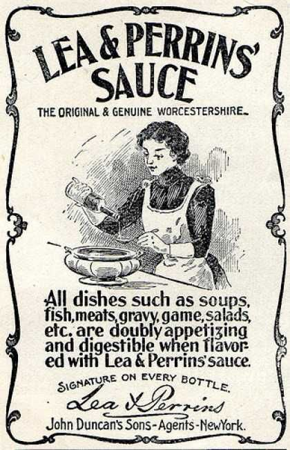 Vintage Food Advertisements of the 1900s (Page 3)