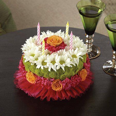 162 best Blomsterkake images on Pinterest Flower arrangement