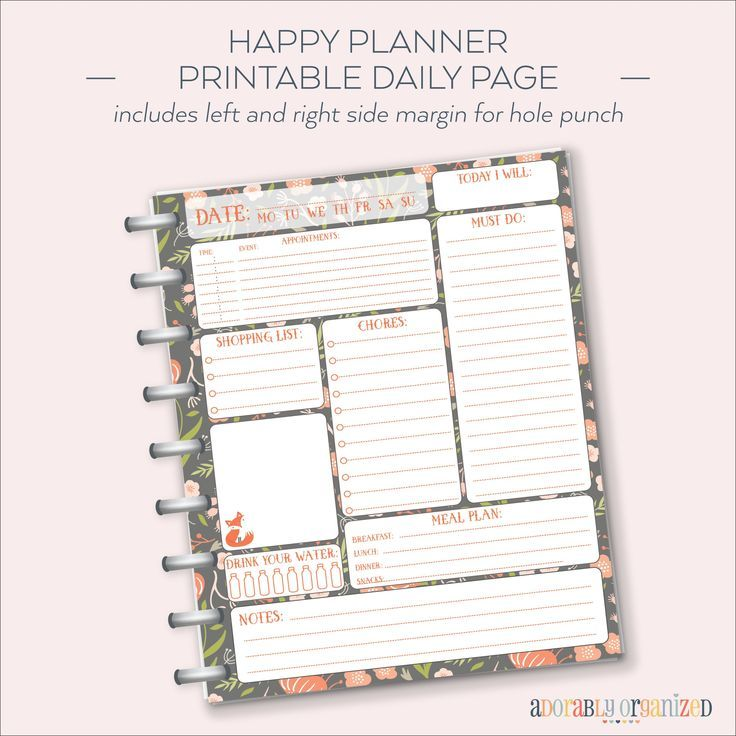 """Soft Back Cover Get Things Done Home Organizer Calendar 8.5/""""x11/"""" Large Moms 2018 Diary Planner: Pinks Weekly /& Monthly Schedule At A Glance Work Quotes Notes And Checklist Sections"""