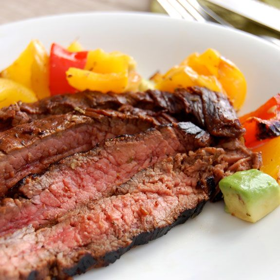 Basic Balsamic Steak Marinade- this is always a hit when I make it.