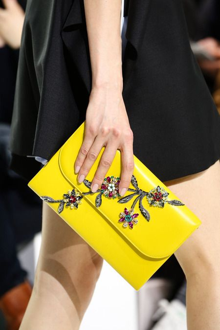Christian Dior | Fall 2014 - Tuba TANIK