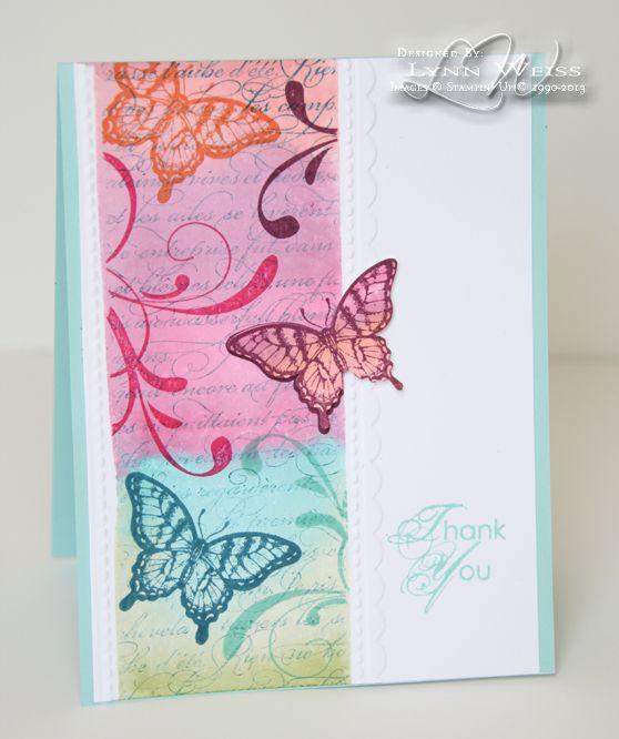 LW Designs: Easy Watercolor Background Tutorial