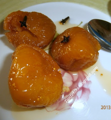 Tante Kiki: Γλυκό του κουταλιού με ξερά σύκα