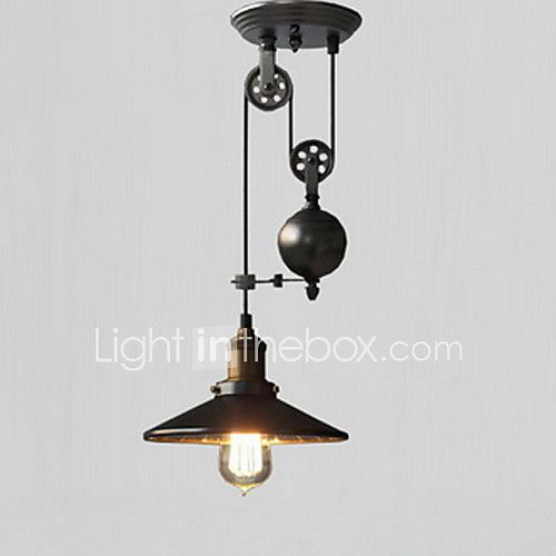 Pendant Lights Rustic/Lodge/Vintage/Retro/Country Kitchen/Hallway/Garage Metal - GBP £77.18 ! HOT Product! A hot product at an incredible low price is now on sale! Come check it out along with other items like this. Get great discounts, earn Rewards and much more each time you shop with us!
