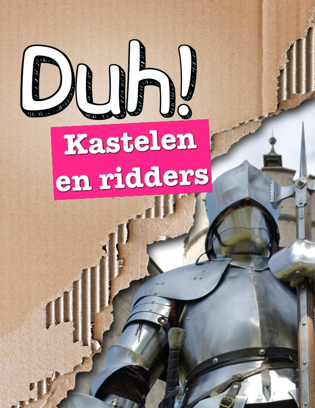 Een iBook over ridders en kastelen, te koop in de iBookstore. Voor kinderen van tussen de 7 en de 12 jaar. https://itunes.apple.com/us/book/duh!-kastelen-en-ridders/id593515398?mt=11