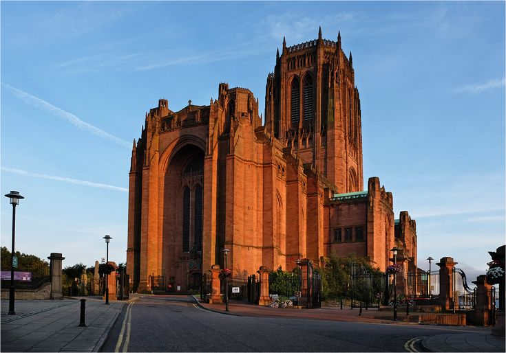https://flic.kr/p/YnJFhk | Liverpool Anglican Cathedral