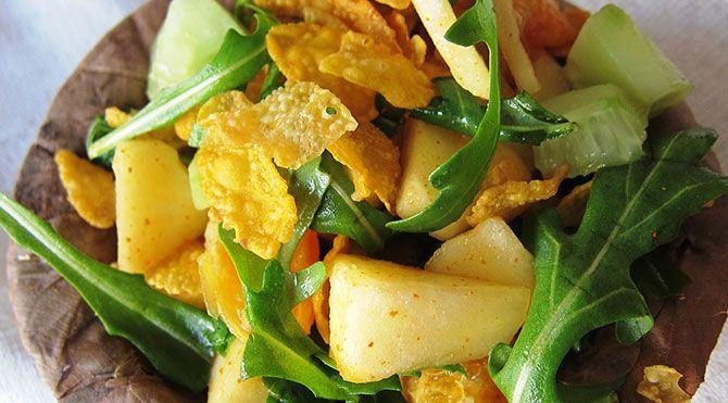 Balzamikli salata tarifi
