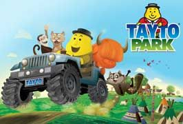 Disneyland, Legoland, and now Irelands Tayto Theme Park with attractions - Pet-Tayto Corner, The Pow Wow Playground, Buffalo Ridge, The Potatohontus Native American Village and a Teahouse in the Tree House set in an old sycamore tree.  Also a great party venue and School tours.