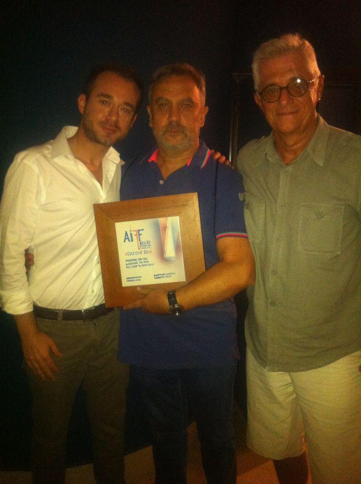Premiazione AIFF