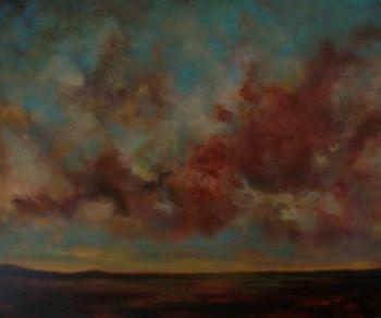 Barbara Parkin is another amazing artist in the Murgatroyd building