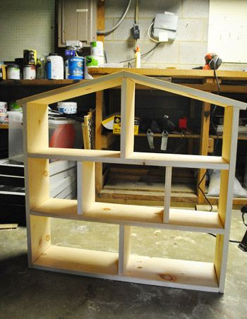 Building A House… For Dolls (Part 1) | Young House Love