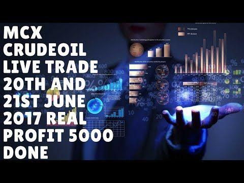 MCX Crude Oil Live Trade 20th June & 21st June  5000 Profit.By Makeprofitwithus.com - http://LIFEWAYSVILLAGE.COM/career-planning/mcx-crude-oil-live-trade-20th-june-21st-june-5000-profit-by-makeprofitwithus-com/