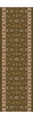 "Radici Como 1592 2'2"" x 7'7"" Sage Runner Area Rug by Radici. $55.49. Como 1592 sage rug by Radici Rugs is a machine made rug made from synthetic. It is a 2 x 8 area rug runner in shape. The manufacturer describes the rug as a sage 2'2"" x 7'7"" area rug. Buy discount rugs with Buy Area Rugs .com SKU 1592-1064-sage