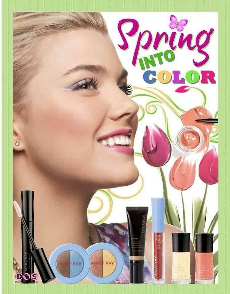 Spring Into Color Mary Kay http://www.marykay.com/lisabarber68  Call or text 386-303-2400
