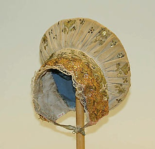 18th (?) century cap: http://images.metmuseum.org/CRDImages/ci/web-highlight/06.984_S.jpg