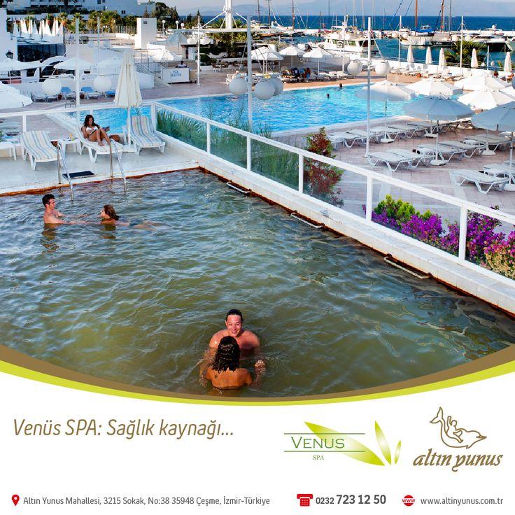 Ayın son gününde dinlendirici bir masaj ne iyi gelir. Sonrasında da sağlık kaynağı termal ve thalasso havuzlarımızda vakit geçirebilirsiniz.