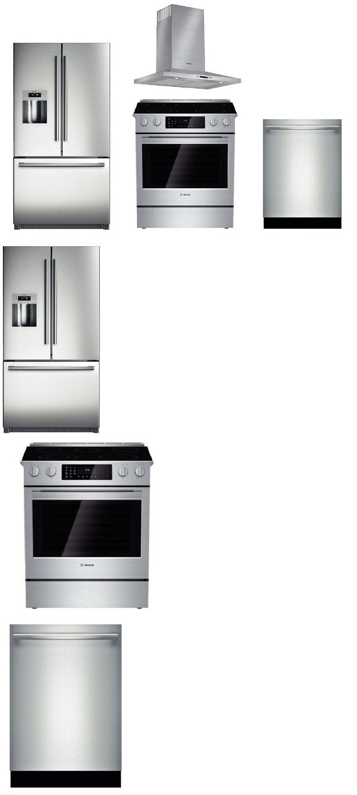 1000 Ideas About Bosch Kitchen Appliances On Pinterest Kitchen Appliance Packages Kitchen