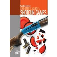 Whether you've engaged in clay shooting before or are considering trying it out for the first time, Gun Digest Shooter's Guide to Shotgun Games by Nick Sisley provides a comprehensive look at clay target games. Not only receive the how-to instruction you need to get started with (or get better at) clay breaking, but also explore the best shotguns available for clay shooting, as well as reloading tips and more. Discover the truth about shooting a moving target, and become a better clay…
