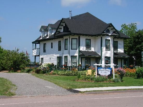 Prince County Bed & Breakfast in Miscouche, Prince Edward Island, Canada. Adorable bed and breakfast on an island. Rooms are amazing, way better than your run-of-the-mill B