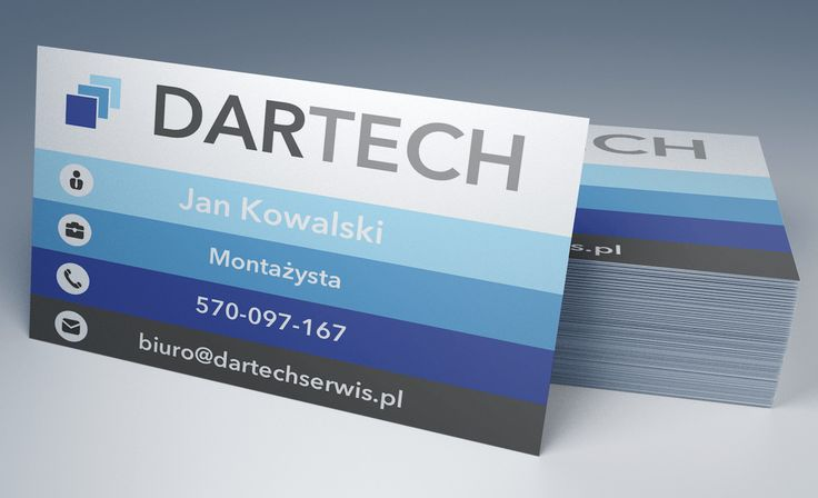 Dartech Serwis Business Cards