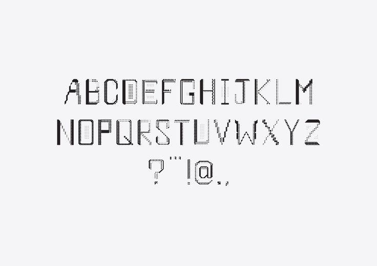 Fraction Typeface — Emily Clarke