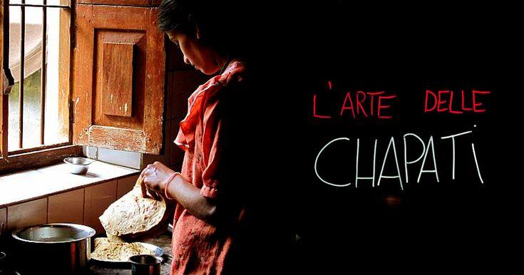 L'arte delle chapati