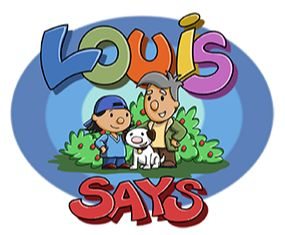 Louis Says - Animated Kids TV Show on APTN