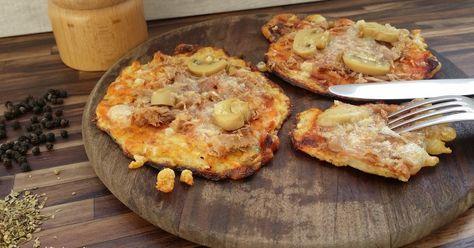 Meine Erfahrung mit dem 10-Wochenprogramm Size Zero von Julian Zietlow, Size Zero Rezepte, Blumenkohl Pizza