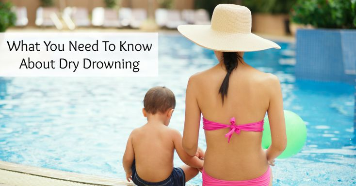 Dry drowning is NOT real ~ the symptoms are a hot topic in the news. Find out the truth about dry drowning, water safety, and drowning prevention.