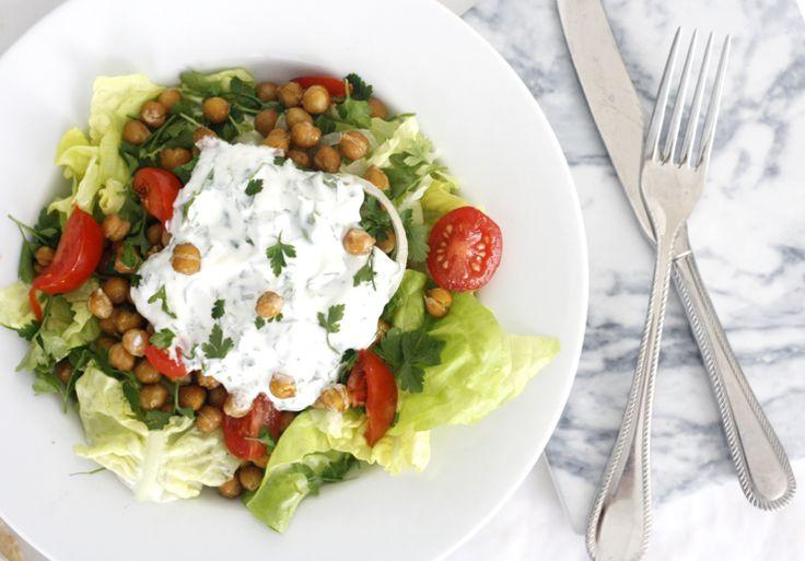 'Falafel' salade