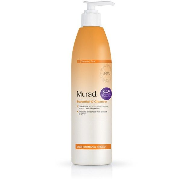 A skin cleanser from the scientific skin care experts at Murad designed to fight…