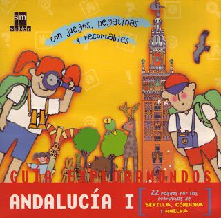 De la mano por Sevilla: Marina García, arte y viajes para niños