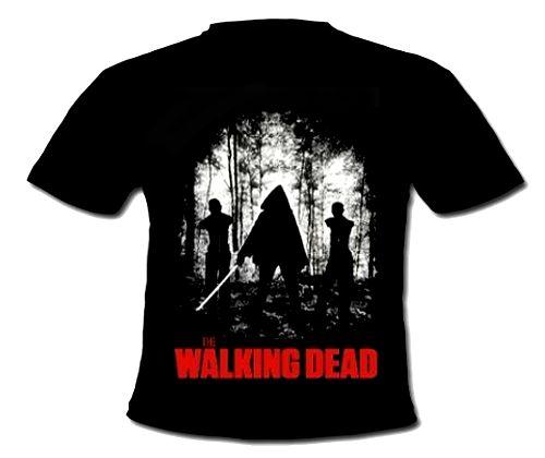 Camiseta The Walking Dead - Michonne emhttp://www.katanapresentes.com.br/561d7/camiseta-the-walking-dead-michonne #thewalkingdead #michonne