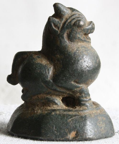 opium weights   Opium Weight: Opium Weight 10 tical To/Chinthe 17thC EOW78