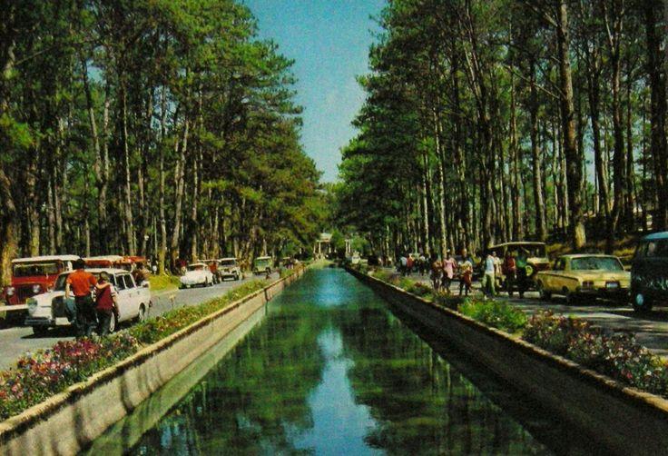 Wright Park Baguio City 1960s Interesting Photos